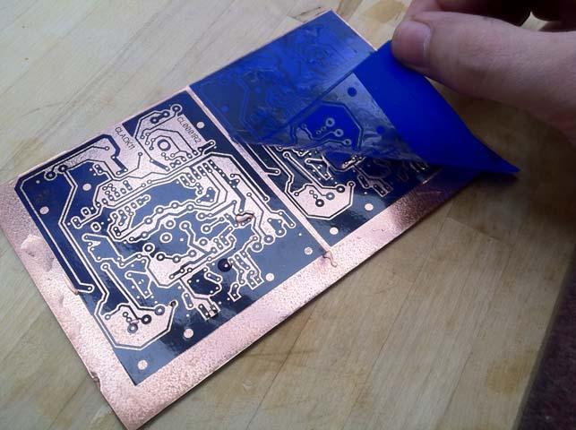 Using Press N Peel